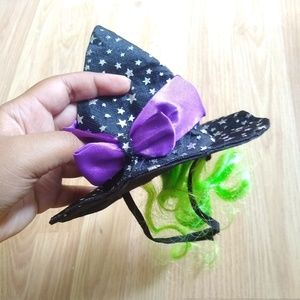 Other - 3/$15! Pet's Witch Costume Hat